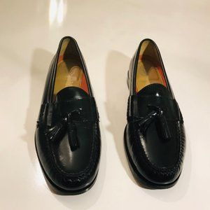 COLE HAAN Black Loafers Size 8.5